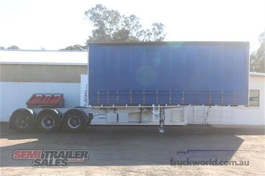 2008 Maxitrans Curtainsider Trailer - Trailers for Sale
