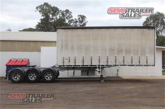 Maxitrans Curtainsider Trailer Semi Trailer Sales Pty Ltd - Trailers for Sale