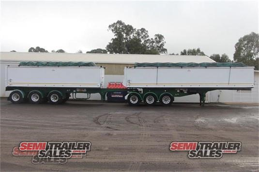 2008 Hercules Tipper Trailer Semi Trailer Sales Pty Ltd - Trailers for Sale