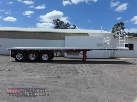2011 Maxitrans Flat Top Trailer - Trailers for Sale