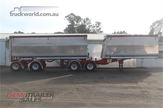 2009 Muscat Tipper Trailer - Trailers for Sale
