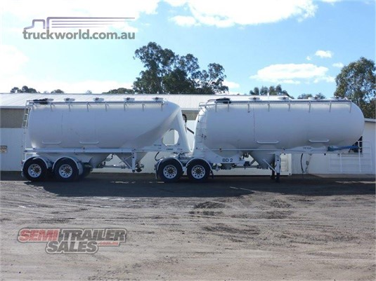 2002 Convair Tanker Trailer - Trailers for Sale