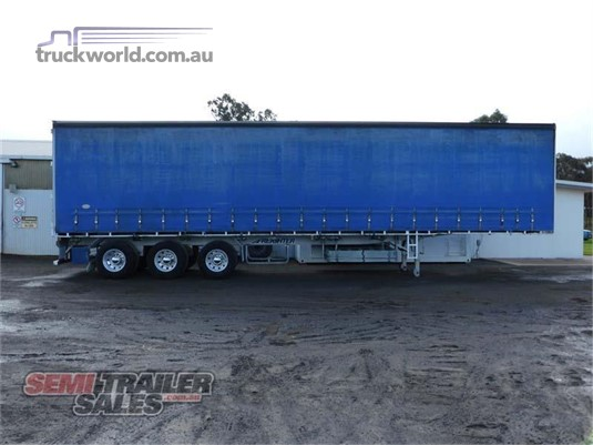 2010 Maxitrans Curtainsider Trailer - Trailers for Sale