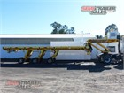 2010 Custom Drop Deck Trailer Float Trailers