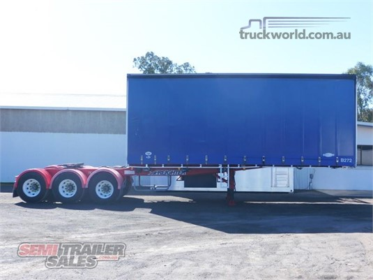 2011 Maxitrans Curtainsider Trailer - Trailers for Sale