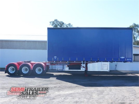2011 Maxitrans Curtainsider Trailer Semi Trailer Sales Pty Ltd - Trailers for Sale