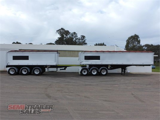 2008 Hercules Tipper Trailer - Trailers for Sale