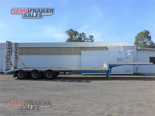 2007 Brimarco Drop Deck Trailer Semi Trailer Sales Pty Ltd - Trailers for Sale