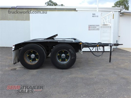 2009 Howard Porter Dolly - Trailers for Sale