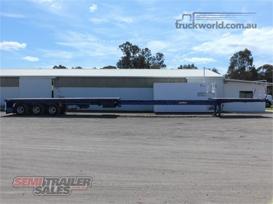 2014 Barker Flat Top Trailer - Trailers for Sale