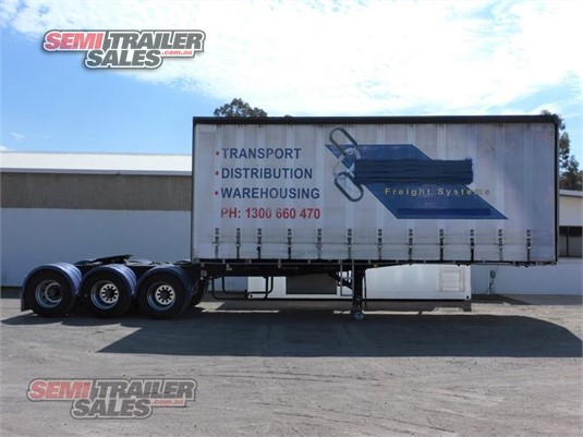 2006 Maxitrans Curtainsider Trailer Semi Trailer Sales Pty Ltd - Trailers for Sale