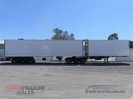 2008 Maxitrans Refrigerated Trailer - Trailers for Sale