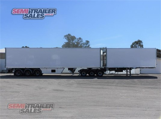 2008 Maxitrans Refrigerated Trailer Semi Trailer Sales Pty Ltd - Trailers for Sale