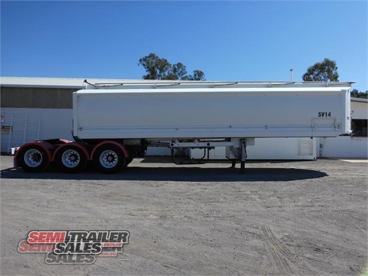 1994 Hockney Tanker Trailer Semi Trailer Sales Pty Ltd - Trailers for Sale