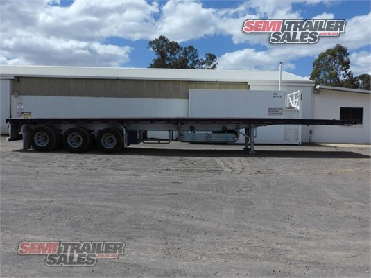 2010 Freighter Flat Top Trailer Semi Trailer Sales Pty Ltd - Trailers for Sale