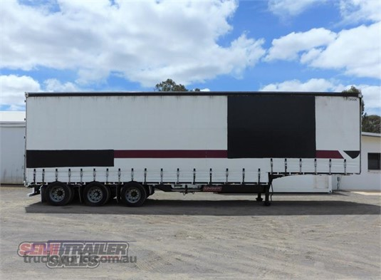 2006 Barker Drop Deck Trailer - Trailers for Sale