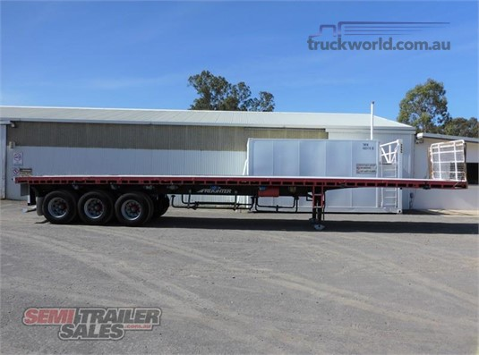 2005 Maxitrans Flat Top Trailer - Trailers for Sale