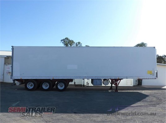 1992 Maxi Cube Refrigerated Trailer - Trailers for Sale