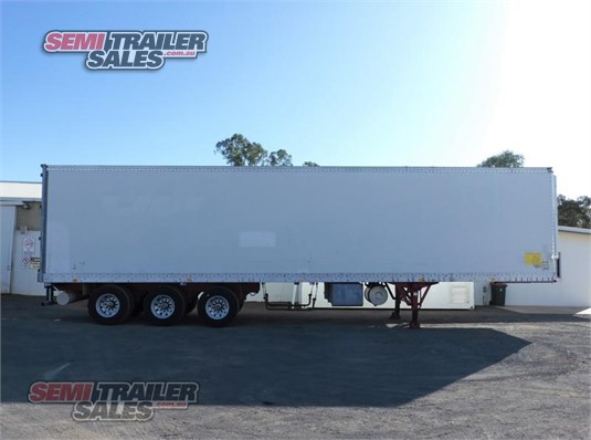 1992 Maxi Cube Refrigerated Trailer Semi Trailer Sales Pty Ltd - Trailers for Sale