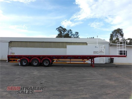 2012 Vawdrey Flat Top Trailer - Trailers for Sale