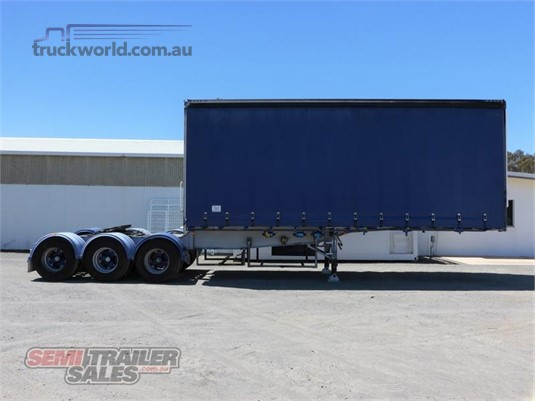 2003 Vawdrey Curtainsider Trailer - Trailers for Sale