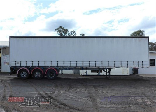 2002 Maxitrans Curtainsider Trailer - Trailers for Sale