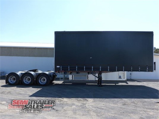 2003 Maxitrans Curtainsider Trailer Semi Trailer Sales Pty Ltd - Trailers for Sale