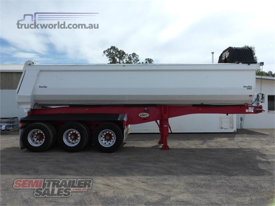 2014 Roadwest Tipper Trailer - Trailers for Sale