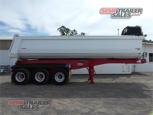 2014 Roadwest Tipper Trailer Semi Trailer Sales Pty Ltd - Trailers for Sale