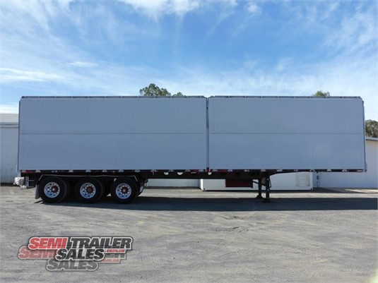 2012 Vawdrey Pantech Trailer Semi Trailer Sales Pty Ltd - Trailers for Sale