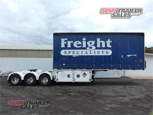2008 Lusty other Semi Trailer Sales Pty Ltd - Trailers for Sale