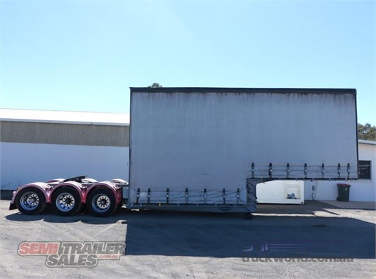 2001 Southern Cross Drop Deck Trailer - Trailers for Sale