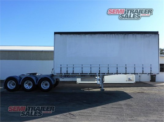 2007 Maxitrans Curtainsider Trailer Semi Trailer Sales Pty Ltd - Trailers for Sale