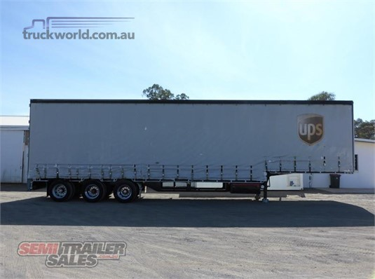 2002 Maxitrans Drop Deck Trailer - Trailers for Sale