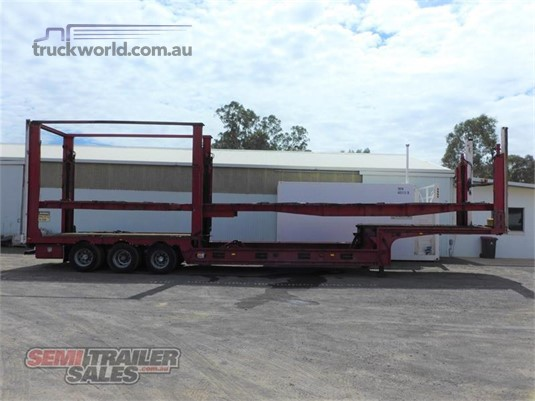 1998 Maxi Cube Car Carrier Trailer - Trailers for Sale