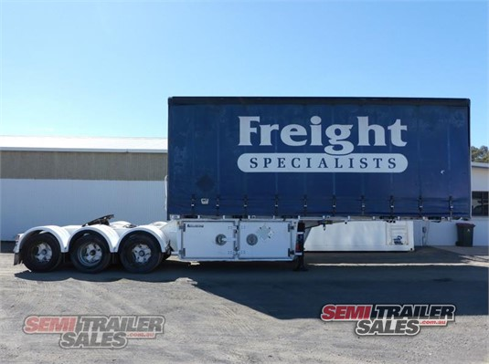2006 Lusty other Semi Trailer Sales Pty Ltd - Trailers for Sale