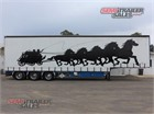 2015 Krueger Drop Deck Trailer Drop Deck Trailers
