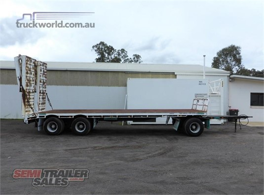 2004 Haulmark Plant Trailer With Ramps - Trailers for Sale