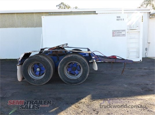 1978 Fruehauf Dolly - Trailers for Sale