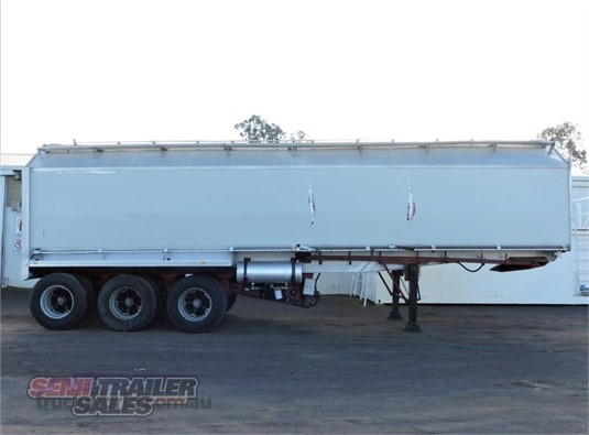 1985 Jamor Tipper Trailer - Trailers for Sale