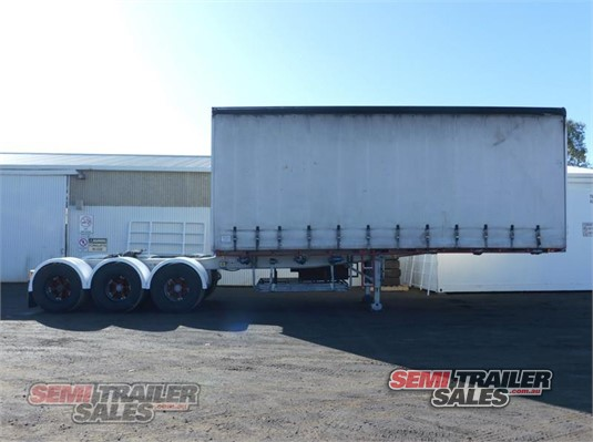 2005 Maxitrans Curtainsider Trailer Semi Trailer Sales Pty Ltd - Trailers for Sale