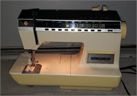 Vintage touch tronic 2000 memory machine