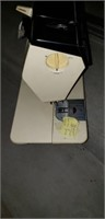 Singer touch tronic 2000 only sews straight