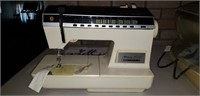 Singer Athena 2000 Electronic Embroidery Sewing