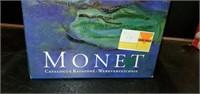 Set of 4 Monet Catalogue Raisonné Books