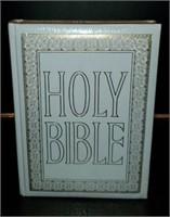 Vintage King James Version Holy Bible in Plastic