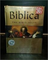 Brand New Biblica The Bible Atlas Book