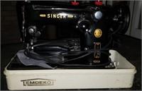 Vintage Industrial Strength Singer 306W Sewing