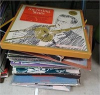 Estate lot of records