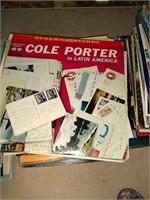 Estate lot of records